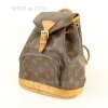 กระเป๋ามือสอง LOUIS VUITTON Monogram Backpack Shoulder Bag Montsouris PM