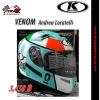 หมวกกันน็อค K-racing รุ่น Venom Andrea Locatelli