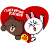 Brown & Cony's Lovey Dovey Date (TH)