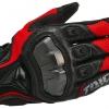 ถุงมือ RS Taichi Armed Mesh Glove #สีดำแดงตามภาพ
