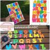 แผ่นแม่เหล็กABC/ Alphabet magnet