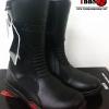 รองเท้า LEVIOR ข้อยาว #สีดำ