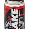 BRAKE SPRAY (สเปรย์ทำความสะอาดระบบเบรค) 200 ml.