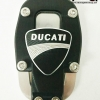 ตีนเป็ด Ducati Monster795/796/821 (สีดำ)