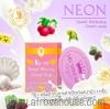 930A Neon Sweet Whitening Cream Soap by MN SHOP นีออน สวีท ไวท์เทนนิ่ง ครีม โซบ สบู่นีออน สบู่สูตรครีม ฟองนุ่มละเอียด สัมผัสความแตกต่างในครั้งแรก