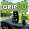GripGo ที่ยึดโทรศัพท์มือถือในรถ (มีคลิป) แขนจับ/ยึดมือถือ ที่จับมือถือ (หัวบอล) Car Holder ที่ดีที่สุด (ใช้แค่มือเดียวในการใช้งาน)