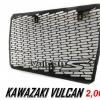 การ์ดหม้อน้ำ Vulcan 650S สีดำ (motorun)
