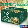 B104 บีฮิบ BHIP B-Fiberry (บี-ไฟเบอร์รี่) สารอาหารเส้นใย ดีท้อกหรือล้างสารพิษในร่างกาย ลำใส้สะอาด สบายตัว และลดน้ำหนักได้ด้วย กล่อง 15 ซอง ราคาส่ง 3>1950 / 6>1900 / 12>1850 บาท ราคาปลีก 2000 บาท