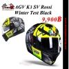 หมวกกันน็ค AGV K3 SV Rossi Winter Test Black