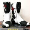 รองเท้า PRO-BIKER รุ่น Speed ข้อยาว #สีขาวตามภาพ