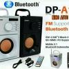 D-POWER ลำโพง Bluetooth Subwoofer 2.1