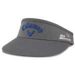 หมวกนักกอล์ฟ The Callaway High Crown Visor uses performance mesh and a Lightweight High Crown design to blend fashion and performance.