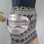 สินค้าอยู่ USA : กระเป๋าคาดเอว DKNY รอบเอว 26-33