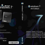 Windows 7 All Edition 32-64BIT
