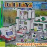 เลโก้โรงพยาบาล19119
