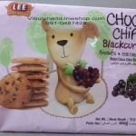 Lee: Choco Chips Blackcurrant Biscuits 160g