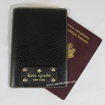 ที่ใส่ Passport Holder Kate Spade WLRU1236 Welesley Black 001