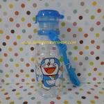 ขวดน้ำดื่ม โดราเอมอน Doraemon ขนาดความสูง 7.5 นิ้ว ความจุ 450 ml มีสายคล้องคอพร้อมหลอดดูด