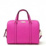สินค้าพร้อมส่ง : กระเป๋า Kate Spade Mini Cassie Newbury Lane bgnvillea 952 Small Satchel/ Crossbody Bag WKRU2852