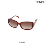 แว่นตา Fendi Women's Fashion Sunglasses - Burgundy