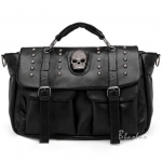 กระเป๋าแฟชั่น สะพายข้าง HJ-E001 สีดำ