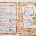 Organic Fruit Mask Orange แผ่นมาร์คหน้าผสมสารสกัดจากผลส้ม