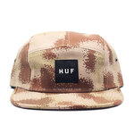 หมวก HUF Spray Camo Volley Desert Spray Camo