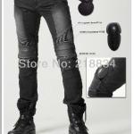 กางเกงยีนส์ uglybros สีดำ(มีการ์ด)