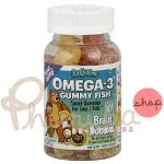 L'il Critters Omega-3 DHA Gummy Fish 60 เม็ด