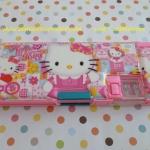 กล่องดินสอแม่เหล็ก คิตตี้ kitty#1 มีกบเหลาในตัว