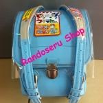 กระเป๋านักเรียนญี่ปุ่น เปิดหน้า Sky Blue
