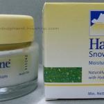Hazeline Snow Moisturising Cream 50g.และ 100g. ครีมเฮสลีนสโนว์ 50กรัม และ 100กรัม