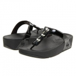 สินค้าพร้อมส่ง : รองเท้า Fitflop Pietra สี BLACK ขนาด US8 = EUR39 = UK6