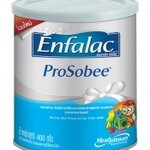 Enfalac Prosobee 