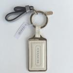 สินค้าพร้อมส่งจาก USA » พวงกุญแจ COACH F62432 SV/IY PARK HANGTAG KEY RING