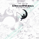 หนังสือภาพ The Art of DreamWorks Animation