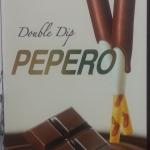 LOTTE PEPERO Double Dip ป๊อกกี้เกาหลีเคลือบ 2ชั้น