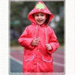 เสื้อกันฝนสำหรับเด็ก Funny Rain Coat