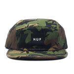 หมวก HUF Plantlife Box Logo Volley Woodland Camo
