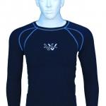 เสื้อซัพกัน UV Inner Shirt Working Wicking (สีน้ำเงินเข้ม)