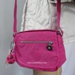 สินค้าอยู่ USA : กระเป๋า Kipling AC7240 Sabian Color485 Very Berry สีชมพู
