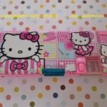 กล่องดินสอแม่เหล็ก คิตตี้ kitty#5 มีกบเหลาในตัว