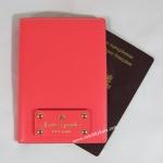 อยู่ USA : ที่ใส่ Passport Holder Kate Spade WLRU1236 Welesley Hotrose684