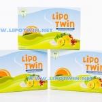 lipo twin (ไลโปทวิน) 3กล่อง