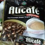 Alicafe 5in1 กาแฟโสม