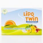 lipo twin (ไลโปทวิน) 1กล่อง