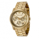 Pre-Order นาฬิกา Michael Kors midsized Chronograph gold tone MK5055