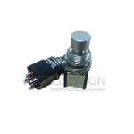 สวิตซ์ DPDT 6 ขา Solder Lugs [Bypass Switch]
