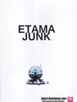 ETAMA JUNK Art book