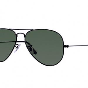 แว่นตา Ray-Ban RB3025 L2823 58-14 AVIATOR CLASSIC GREEN CLASSIC G-15